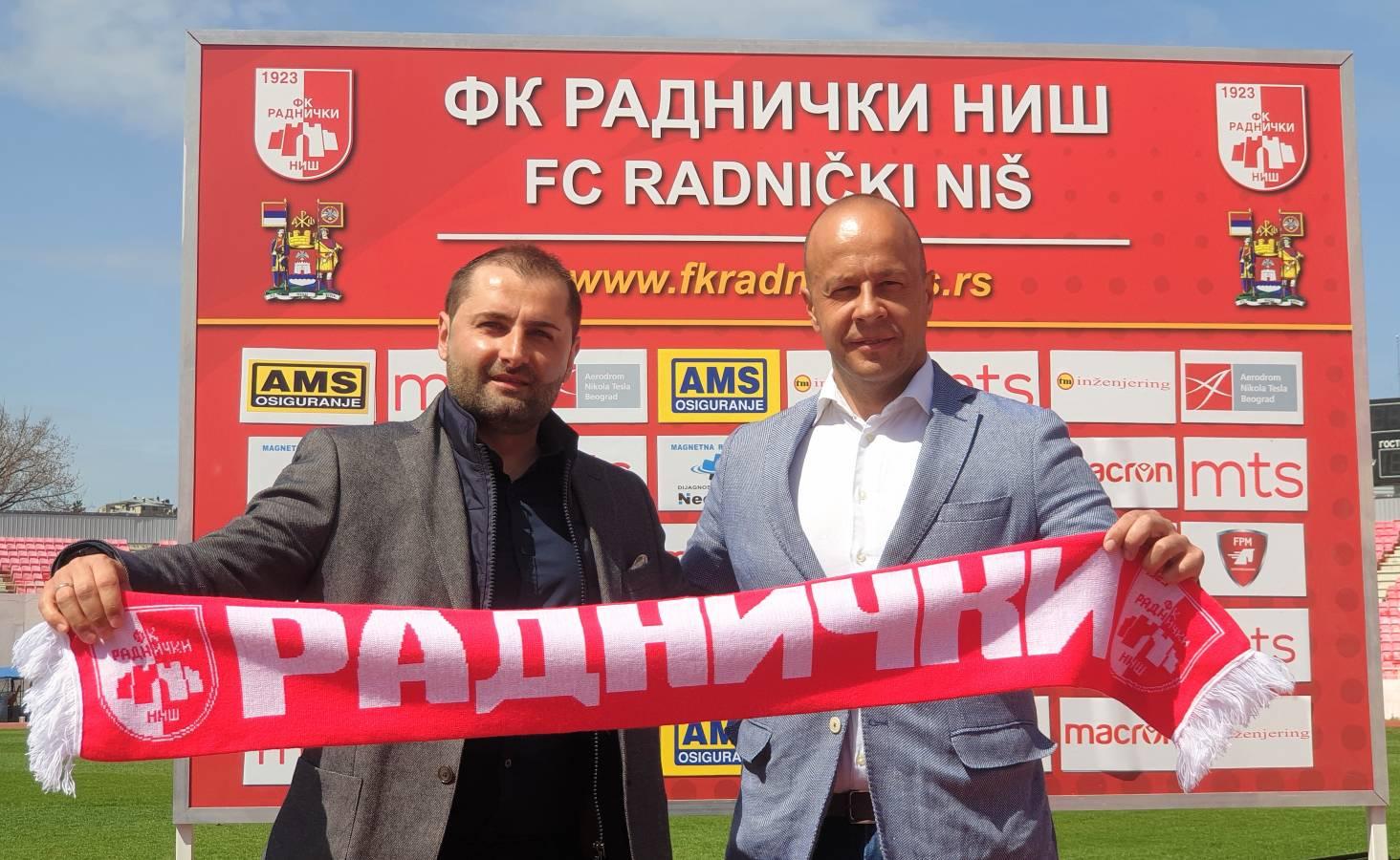 Stanković promovisan na Čairu