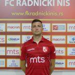 Pejović se vratio u Radnički